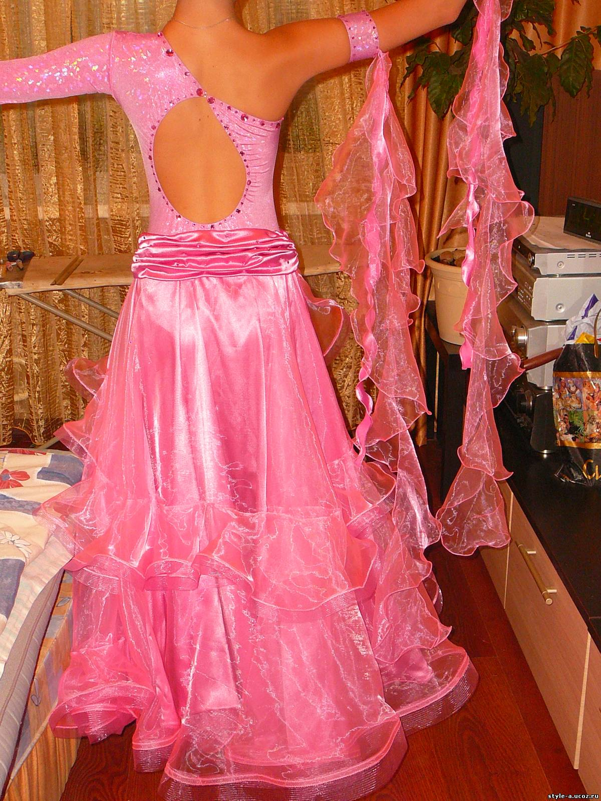 Купить Платье Для Стандарта Купить